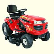 Reviews of Ride-on Tractor Lawnmowers and Lawn Tractors